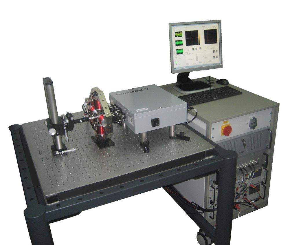 3成为研究磁性薄膜以及磁性微结构最理想的测量工具