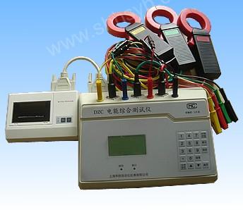 《dzc型电能综合测试仪》可对各种工况的工业用电设备,工频各线制电路