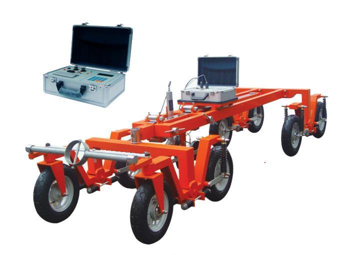 公路连续式路面平整度仪分析测试方法与步骤