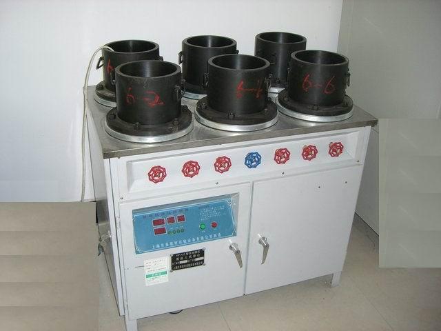水泵压力容器,控制阀,压力表和电气控制等装置部分