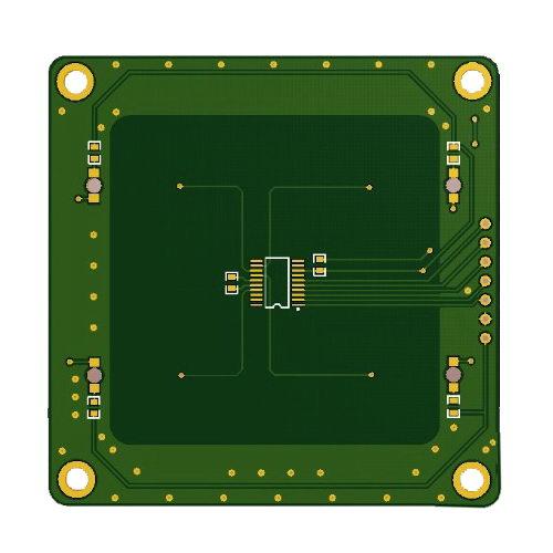 tg61xx电容式触摸开关芯片,电路简单,输出接口丰富,提供脉冲