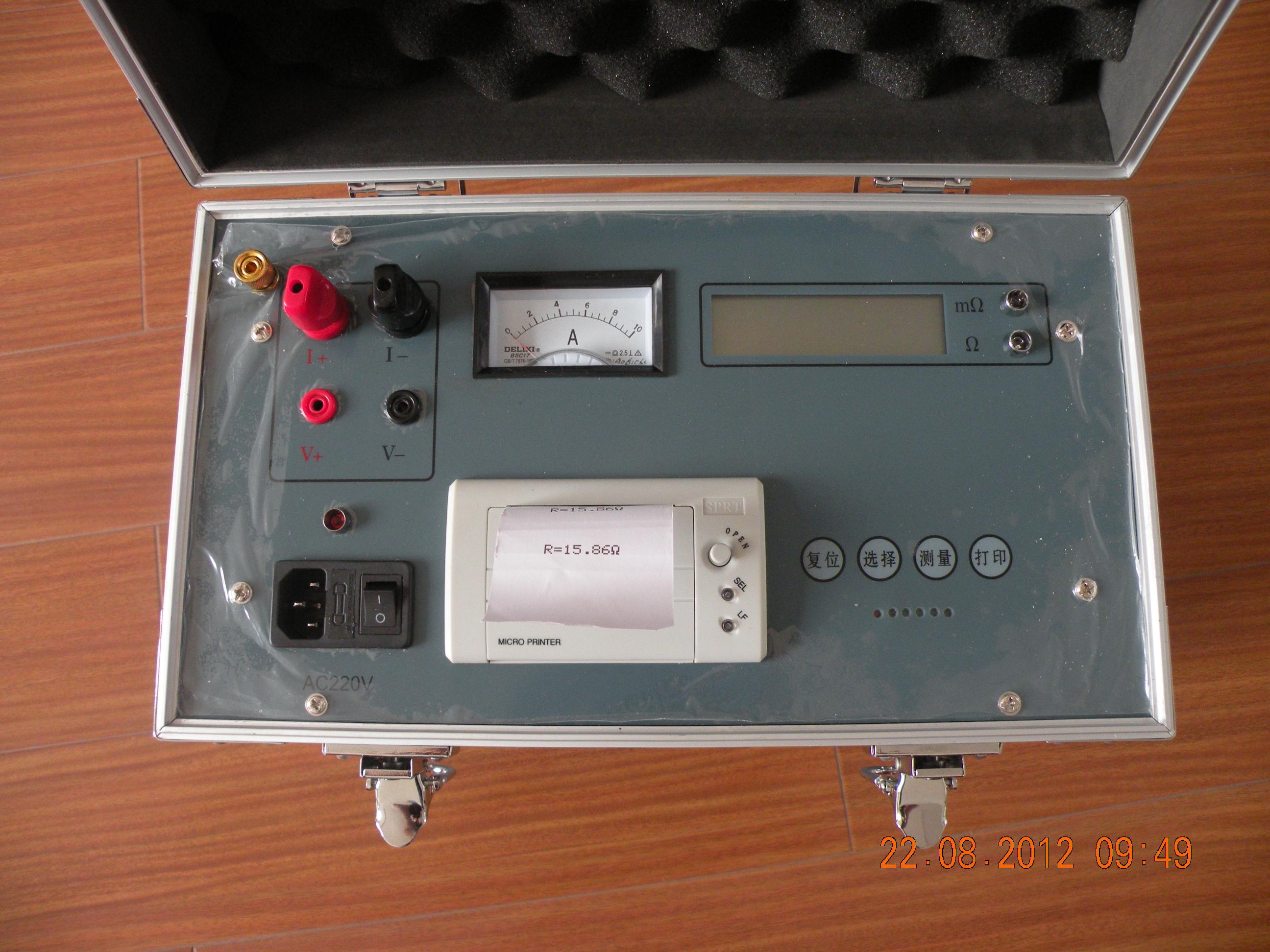 变压器直流电阻测试仪;