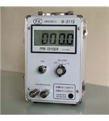 M262084便携数显微量氧分仪