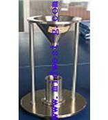 通用松裝密度測定儀/假比重測定儀((自然堆積法)(優勢) 標準配置