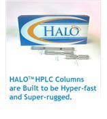 美國Halo色譜柱