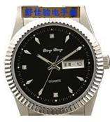 手表驗電器全鋼雙歷男表(1SPOU)