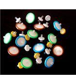 主要用于樣品分析特別是色譜分析中樣品的過濾,對保護色譜柱及進樣閥不被污染具有良好的作用