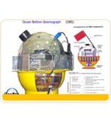海底地震仪(OBS)