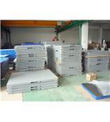 1.0*1.0米电子平台秤+松江5吨平台秤+配不锈钢电子平台秤
