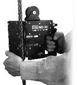 WRD120B钢丝绳探伤仪