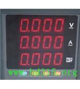 三相组合电力仪表/VAH 型号:QMZ-SVAH3库号:M340046