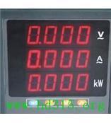三相组合电力仪表/VAP 型号:QMZ-SVAP3库号:M340047