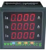三相组合电力仪表/三相电流 型号:QMZ-SAI3库号:M340051