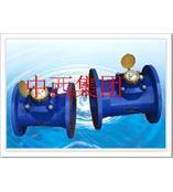 可拆卸水平螺翼式水表(熱水表) 型號:LYG10-LXLC-80