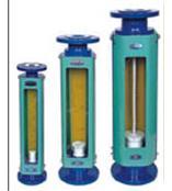 玻璃转子流量计(防腐型) 型号:YJ1-LZB-50F