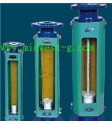 玻璃转子流量计 液体/气体 型号:JKY/M157405