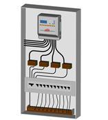剩余电流式电气火灾监控探测器 型号:MJHA-30/8(50/8)