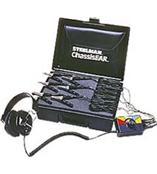 车用电子听诊器(六通道电子听诊器) 型号:JB12-702
