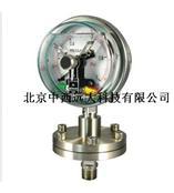 全不銹鋼隔膜耐震電接點壓力表