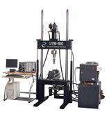 UTM-100動態伺服液壓瀝青混合料試驗系統