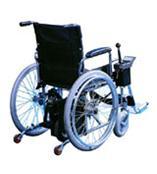單電機式電動輪椅