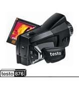 testo 876可旋轉顯示屏的紅外熱像儀