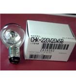 olympus 奥林巴斯 显微镜灯泡 CHK220V20W SB 日本产