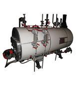 卧式内燃燃油锅炉模拟机