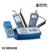 供应‐意大利哈纳/‐HI9804HB/水质分析流动实验室