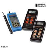 华宏供应HI9820 水质多参数流动实验室意大利哈纳HI9820 水质多参数流动实验室
