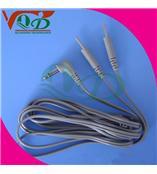 插针式理疗电极线/电极线供应商/电极线价格
