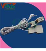 大耳夹电极线/优质耳夹电极线专业生产厂家