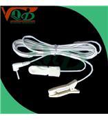 耳夹电极线/电极线专业供应商