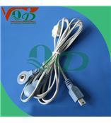 脉冲理疗电极线/电极线供应商/电极线价格