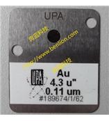 UPA X射线测厚仪镀层标准片