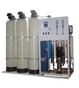 供应1吨单级纯净水设备