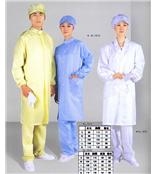 2、防靜電分體服,無塵分體服,防靜電上衣,防靜電褲子,深圳防靜電分體服,東莞防靜電分體服,5MM條紋防靜