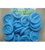 藍色無硫手指套、蘭色丁晴手指套
