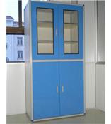 實驗室高柜/廣州偉昌實驗室設備/實驗室家具/鋁木樣品柜