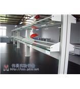 實驗室試劑架/廣州偉昌實驗室設備/實驗室家具/鋁玻試劑架