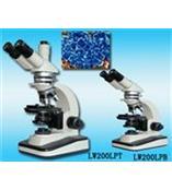 高清晰偏光显微镜LW200LPT/B