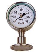 Y-M卫生型隔膜压力表