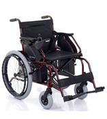 互邦电动轮椅HBLD2-22老年人折叠电动轮椅
