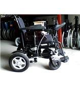 威之群1020可折叠电动轮椅残疾人豪华电动轮椅