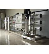 全自动纯净水设备 3吨逆渗透设备