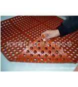 可拼接型疏水地垫,抗疲劳安全垫 抗疲劳疏水垫,橡胶排水走道垫