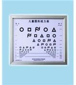 兒童圖形視力表1