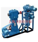 上海JZJW系列无油真空泵机组