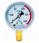 乙炔壓力表