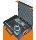 testo327-1烟气分析仪,包括充电电池和出厂报告,测量O2,CO,hPa和℃。
